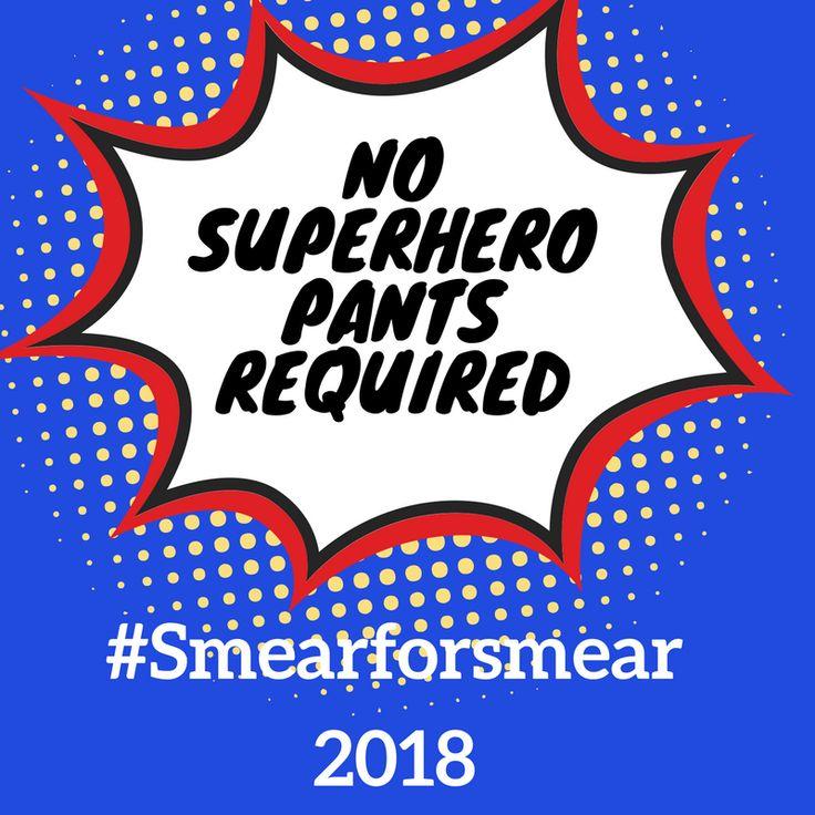 #Smearforsmear 2018 – Mum Versus boys