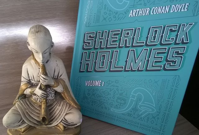 Entre Frases e Palavras: As Aventuras de Sherlock Holmes - Arthur Conan Doyle