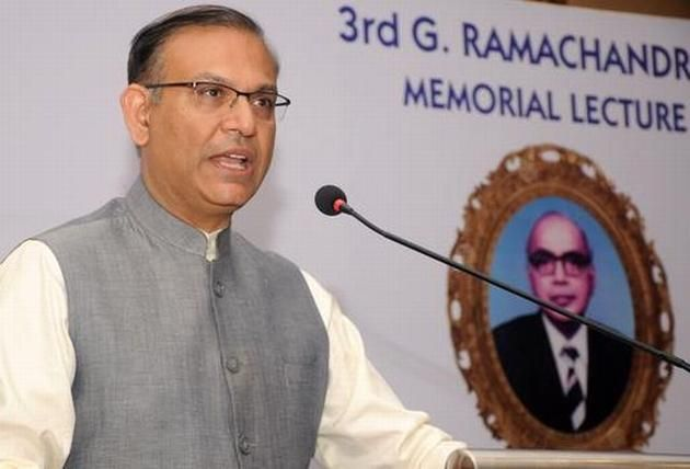 Govt to expand physical infrastructure in aviation sector: Jayant Sinha - Hindu Business Line