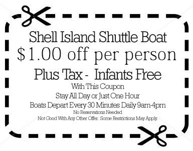 Second shells coupon code