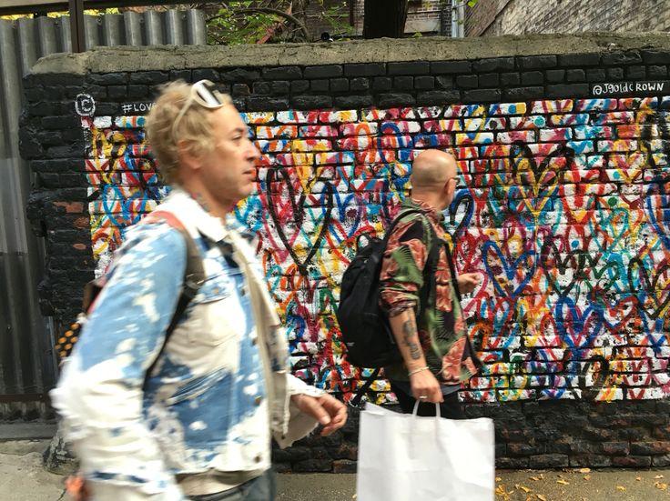 William Cokeley 2015, NYC I ❤️ Italian Shoppers in NY