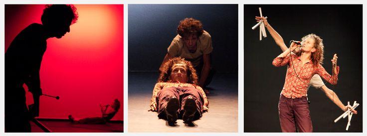 Realización de las fotografías de los espectáculos en el Antic Teatre en Barcelona