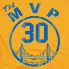 For Sale - Stephen Curry MVP Golden State Warriors steph splash brothers jersey T-Shirt M - See More At http://sprtz.us/WarriorsEBay