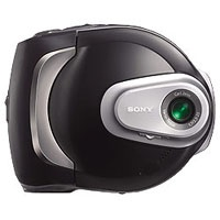 """Sony DVD Handycam Camcorder W/2.5"""" Touch Panel LCD Screen (DCRDVD7)"""