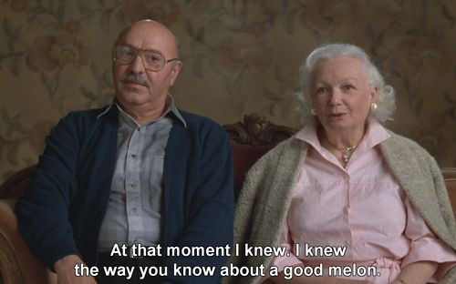At that moment, I knew ~ When Harry Met Sally (1989) ~ Movie Quotes #amusementphile