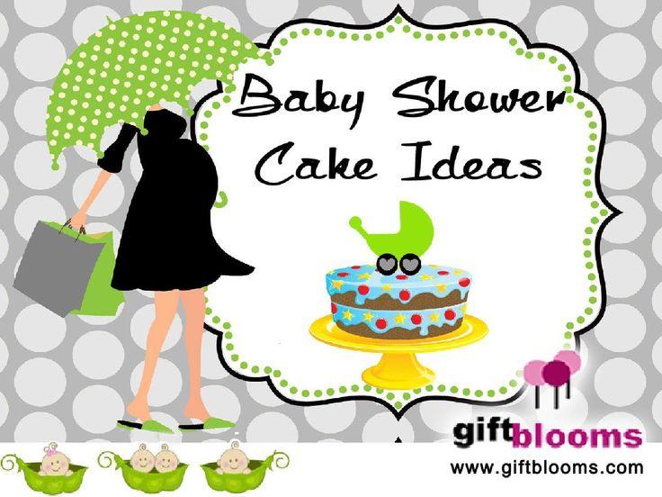 #Babyshower #cake ideas For More: goo.gl/19tUZT