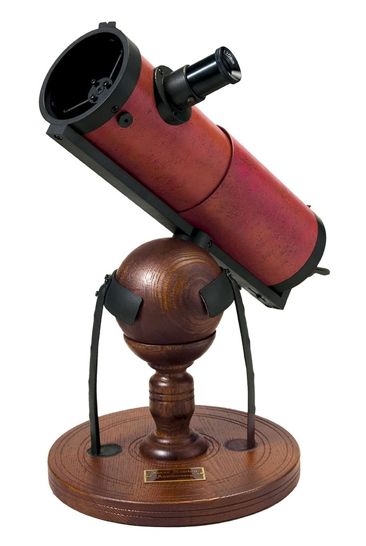 AmazonSmile : Vixen Optics Replica Newton Reflecting Telescope, Brown (34031) : Camera & Photo
