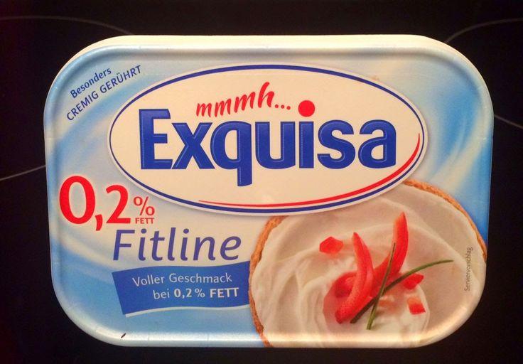 Meine Sattmacher: Sattmacher Frischkäse Exquisa 0,2 Fitline