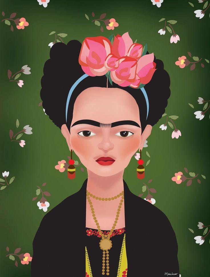 Frida Kahlo 2 - Maria Luziano