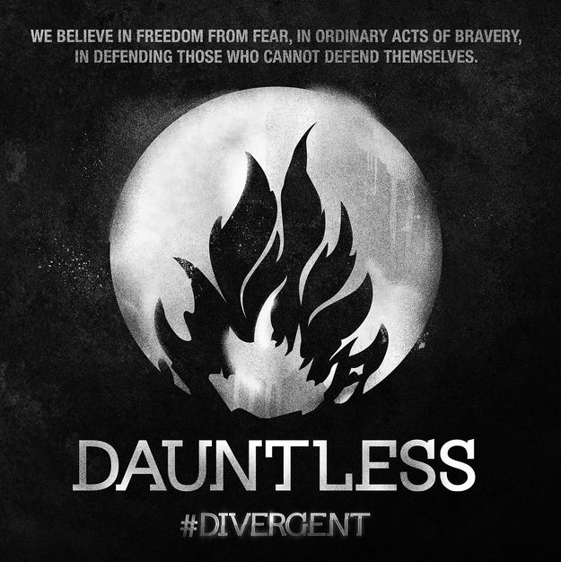t shirt homme Which  quot Divergent quot  Faction Do You Actually Belong In  I got dauntless  I always test dauntless  yet no one thinks I am
