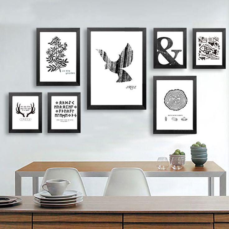 Pi di 25 fantastiche idee su decorazione della parete d for Ufficio decor