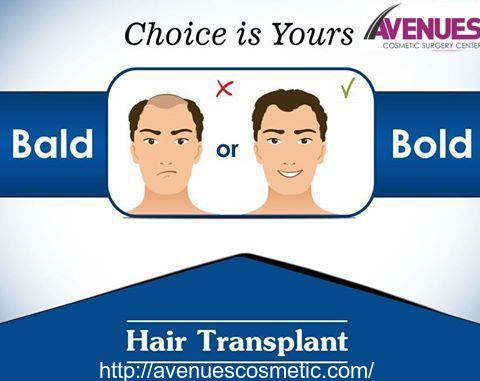 If you want to know that are you a successful candidate for hair transplantation or not you must consult Hair Specialist in Ahmedabad at Avenues Clinic.