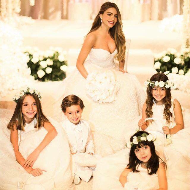 Sofia Vergara Wedding