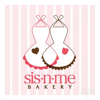 For me and my sister!! sis n me bakery | StockLogos.com