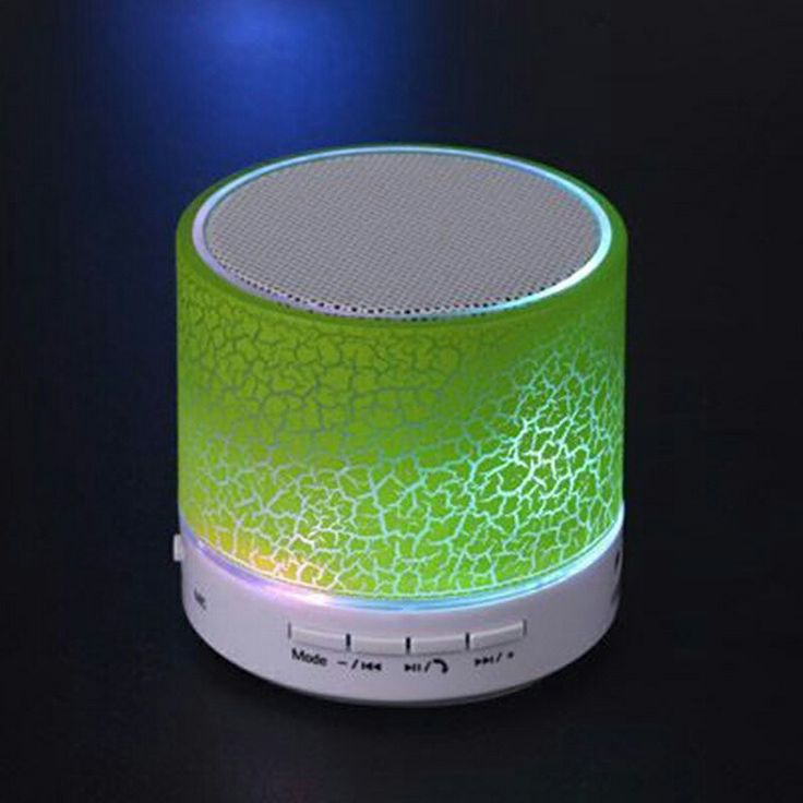 15 Best Crack Pattern Bluetooth Speaker (small Size) Images On Pinterest