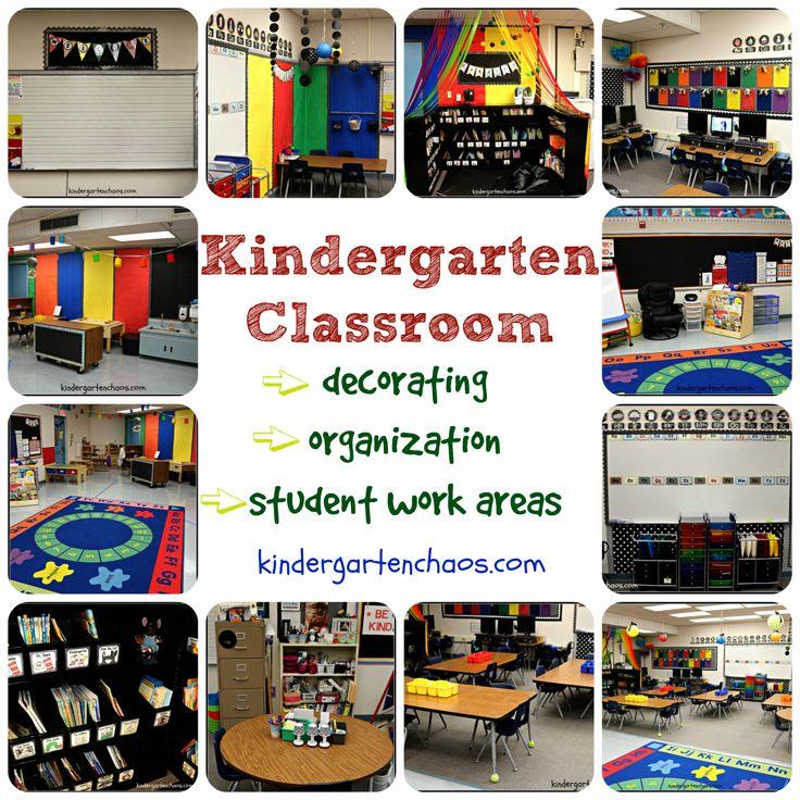 Best 10 Kindergarten classroom setup ideas on Pinterest