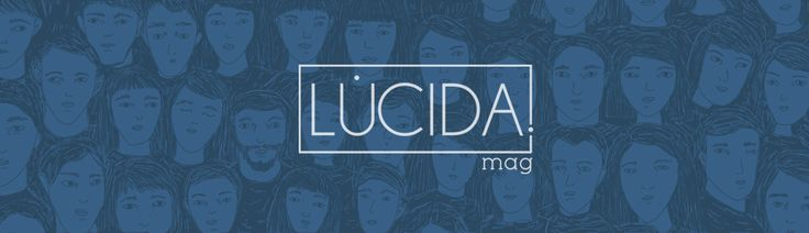 La nueva portada de Lúcida Mag. Un diseño de Mariela Moyano (Diéresis)