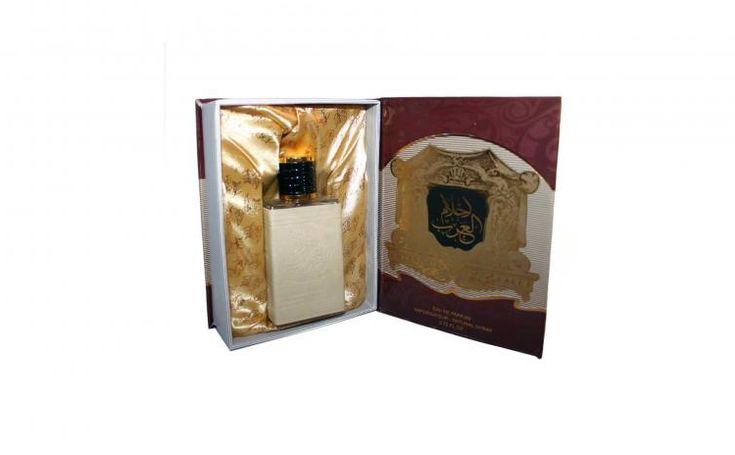 Parfum arabesc original Ahlam Al Arab 80 ml, cu o prezentare deosebita, la doar 199 RON in loc de 345 RON  Vezi mai multe detalii pe Teamdeals.ro: Reduceri - Parfum arabesc original Ahlam Al Arab 80 ml, cu o prezentare deosebita, la doar 199 RON in loc de 345 RON | Reduceri & Oferte | Teamdeals.ro