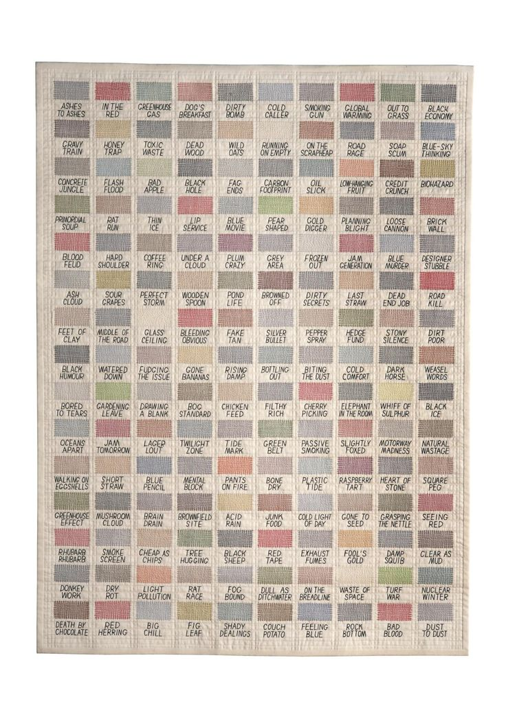 Sara Impey, Quilt, Spoiled for Choice, (2012) Photography, Kevin Mead.