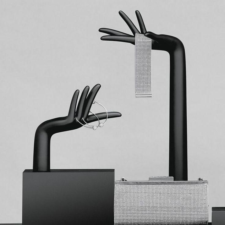 Window Mannequins - hands