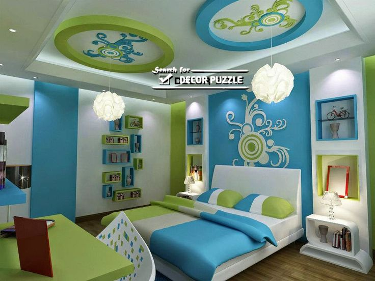Take a Look at These Awesome Childrens Bedroom Ceiling ...