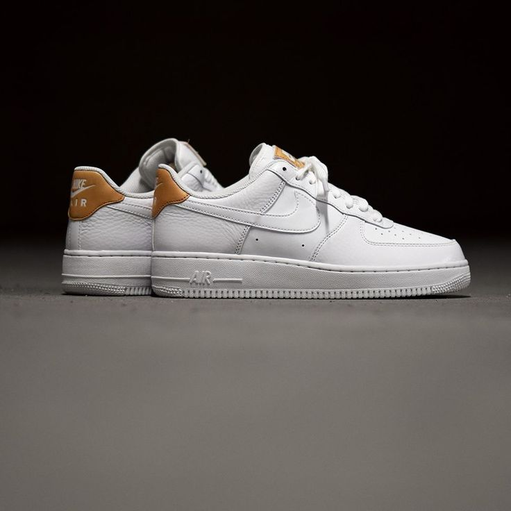 """Nike Air Force 1 Low """"White/Tan"""" - EU Kicks Sneaker Magazine"""