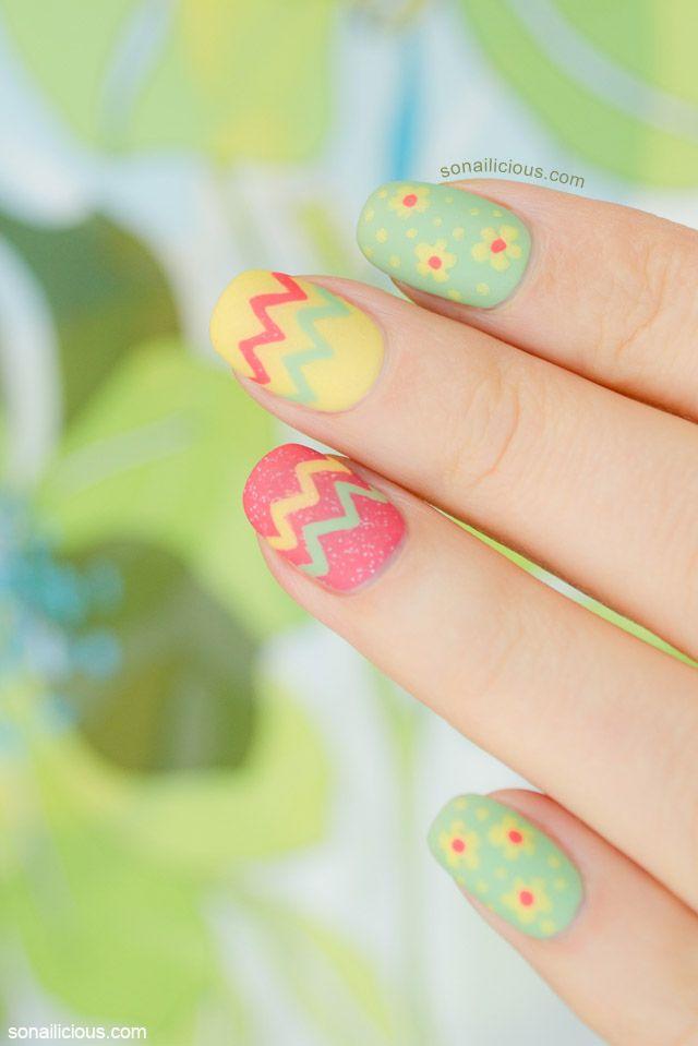 Hermosa Arte De Uñas Emo Ornamento - Ideas de Pintar de Uñas ...