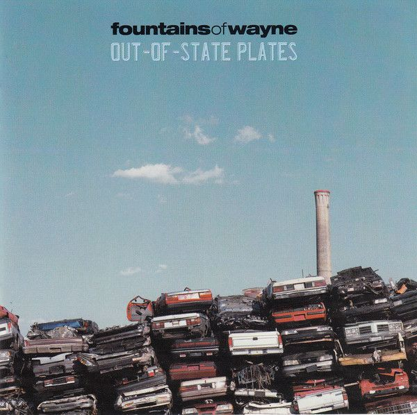 Fountains Of Wayne - Out-Of-State Plates (CD) at Discogs