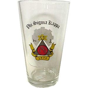 Phi Sigma Kappa Pint Glass $6.99