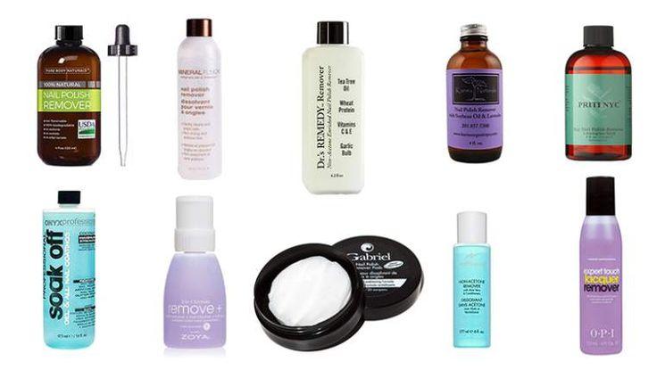 best nail polish remover, nail polish remover, gel polish remover, acetone nail polish remover