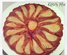 Recipe Pear Tart Fresh and Light (Donna Hay) - Recipe of category Baking - sweet