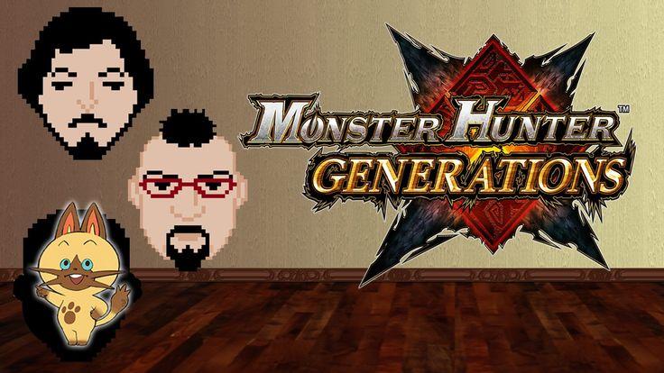 MonsterPodcast Generations Al Fin Esta aqui