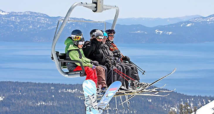 Alpine Meadows is one of our favorite resorts in North Lake Tahoe.   I was amazed when I first visited in 1981 and have been going back ever since...