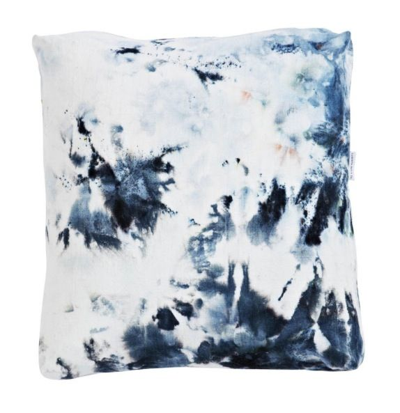 Ice dyed linen. Image source: lumiereartandco.com.au