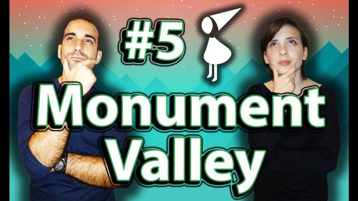 Monument Valley ANDROID Gameplay ITA #5 - COLPO DI SCENA