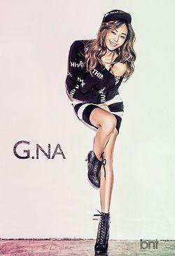 G.NA for BNT International