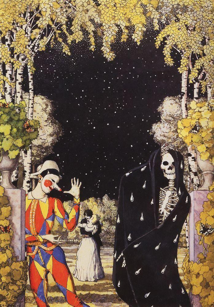 Google Image Result for http://uploads6.wikipaintings.org/images/konstantin-somov/harlequin-and-death.jpg