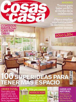 Cosas de casa http://aladi.diba.cat/record=b1263472~S9*cat #revistas #serial #revistes #biblioteca #library #magazine