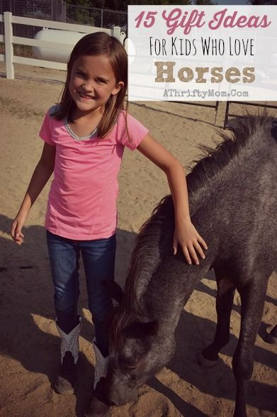 Horse Toy Gift Ideas 15 Gift Ideas For A Girl Or Boy Who