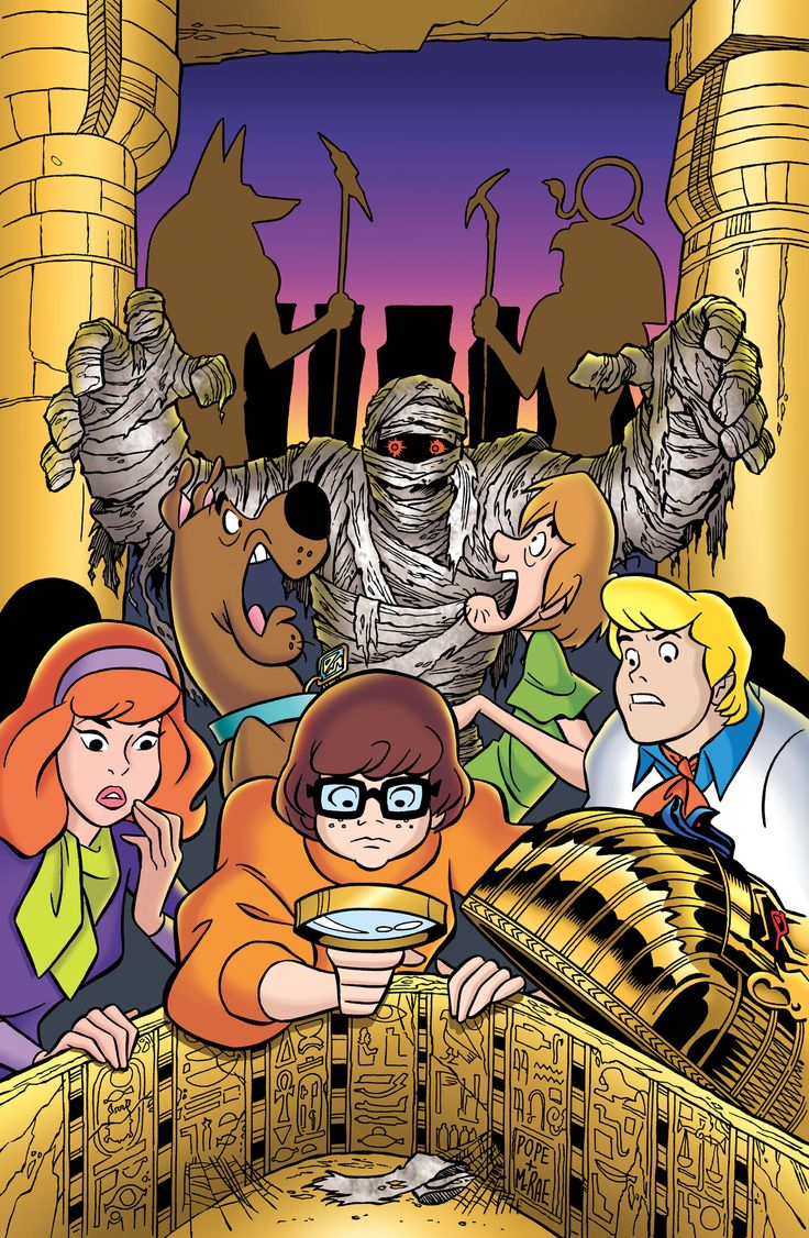 scooby doo | Scooby-Doo: Where Are You? Vol 1 24 - DC Comics Database