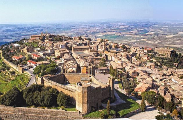Montalcino is set to become a 'biodistretto'