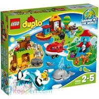 LEGO Duplo 10805 Rond De Wereld -  Koppen.com
