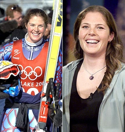 Picabo Street~skiing