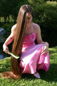 Les cheveux de Mini: Comment lisser ses cheveux au naturel.