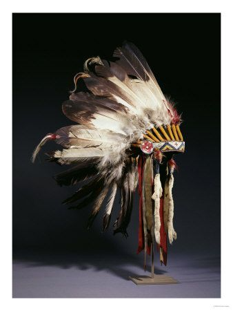 494 best headress images on pinterest native american for Cheyenne tribe arts and crafts