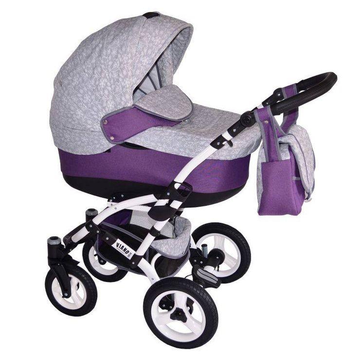 Детская коляска Donatan Viano Plus 09  Цена: 225 USD  Артикул: Don VP09  Универсальная детская коляска Donatan Viano Plus – это богатая комплектация, просторность и комфорт для малыша, удобство, надежность и практичность в процессе эксплуатации, а также высокое качество отделочных материалов.  Подробнее о товаре на нашем сайте: https://prokids.pro/catalog/kolyaski/kolyaski_2_v_1/detskaya_kolyaska_donatan_viano_plus_09/