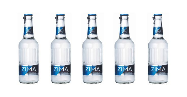 Remember Zima? The Clear, Alcoholic Soda From the '90s Is Back!