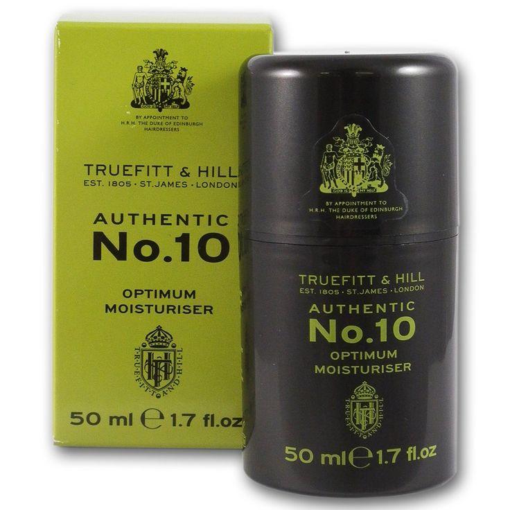 TrueFitt & Hill 50ml Authentic Optimum Moisturizer: Amazon.co.uk: Health & Personal Care