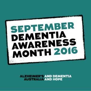 Dementia therapies