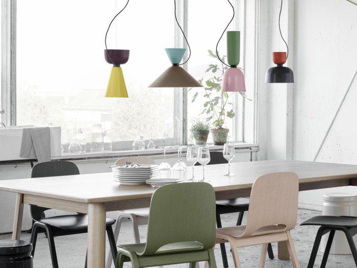 h ngeleuchten f r eine charaktervolle inneneinrichtung leuchten pinterest pendelleuchten. Black Bedroom Furniture Sets. Home Design Ideas